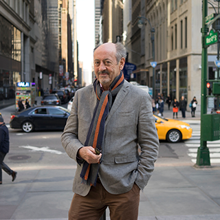 Billy Collins photocredit Bill Hayes Image